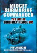 British midget submarines lt stevens