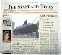 USS Princess Diana