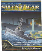 Silent War Submarine Board Game review by Subsim