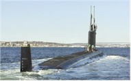 USS TEXAS submarine