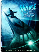 Voyage To The Bottom Of The Sea Season Two Volume One