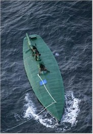 Mexico busts drug sub