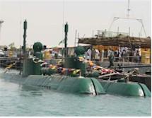 Iranian subs