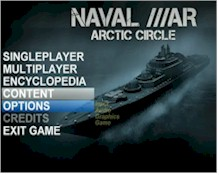 Naval War Arctic Circle