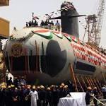 Indian nuclear submarine
