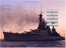 Naval Battles Simulator game