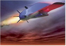 Navy hypersonic weapon