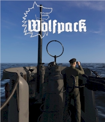 Wolfpack submarine game