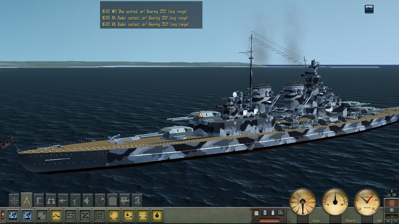 first class marine