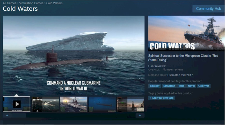 Steam cold war mod