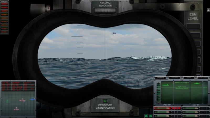 Cold Waters retro UI released - SUBSIM Radio Room Forums