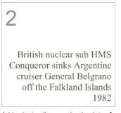 With numerous submarine special dates!