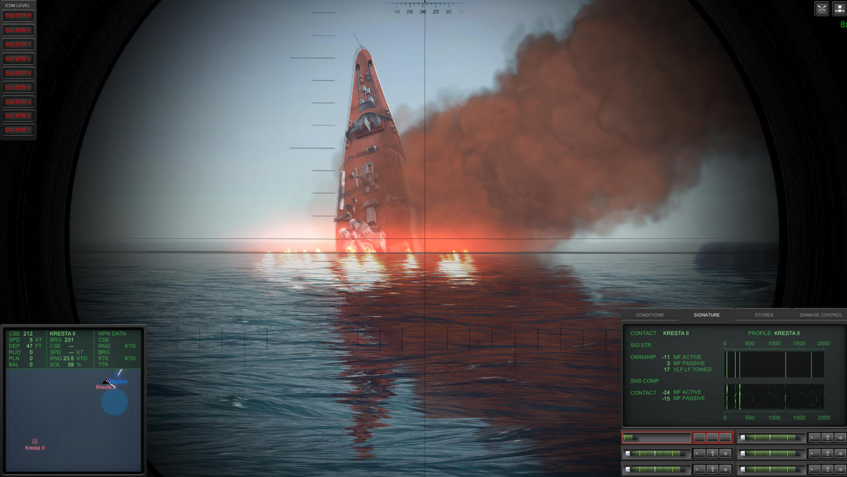Cold Waters game review by Subsim