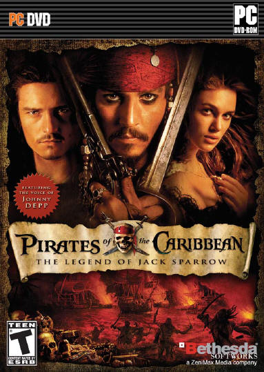 Pirates of the Caribbean: Legend of Jack Sparrow 928205_67247_front