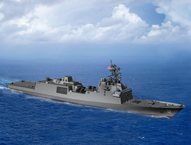 Report to Congress on Constellation-class Frigate Program (FFG-62)