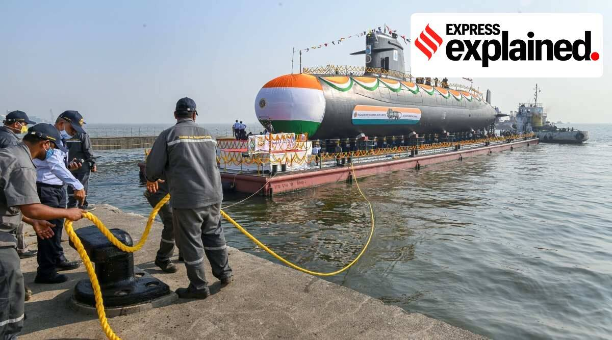 A look at Kalvari class of submarines and its strategic significance