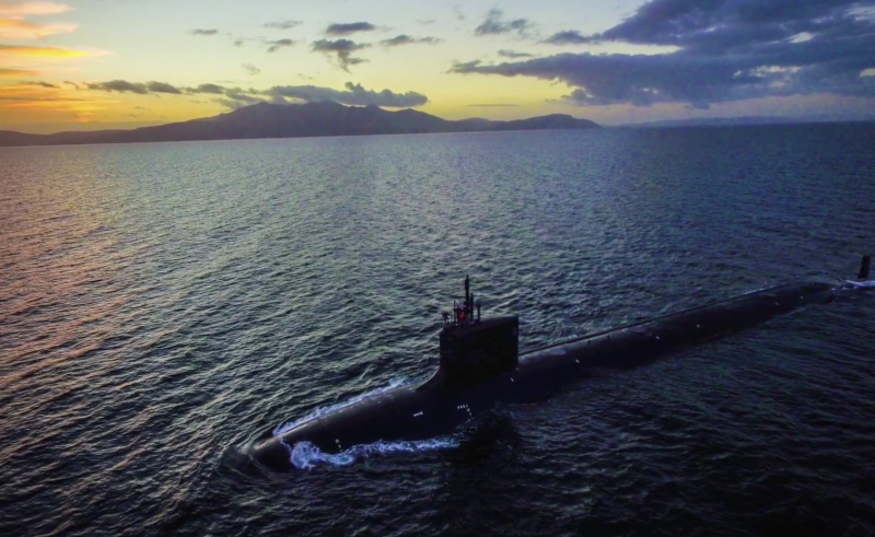 BWXT CEO: Navy's Next-Generation SSN(X) Attack Boat Will Build Off Columbia Class