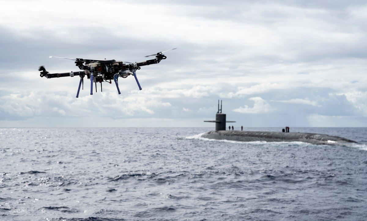Will the Marines take on submarine-hunting?