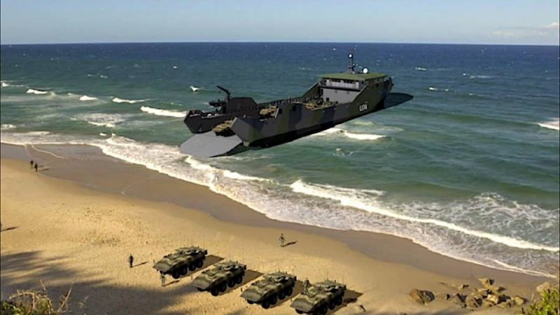 Navy Officials Reveal Details of New $100M Light Amphibious Warship Concept