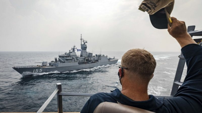 With an eye on China, US Navy joins India, Japan and Australia for Malabar exercise