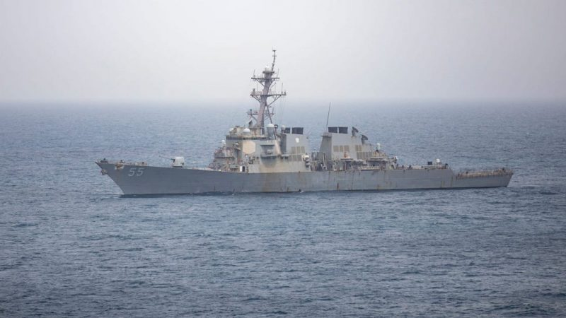 What it's really like aboard a US Navy destroyer on a record-breaking, 215-day deployment at sea