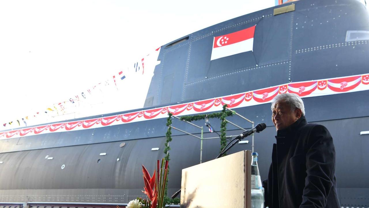 Invincible-Class Submarines