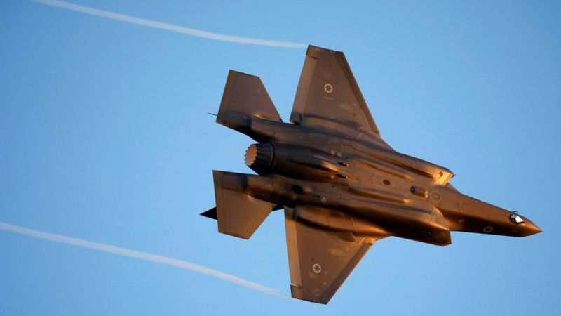 F-35s for peace treaties?