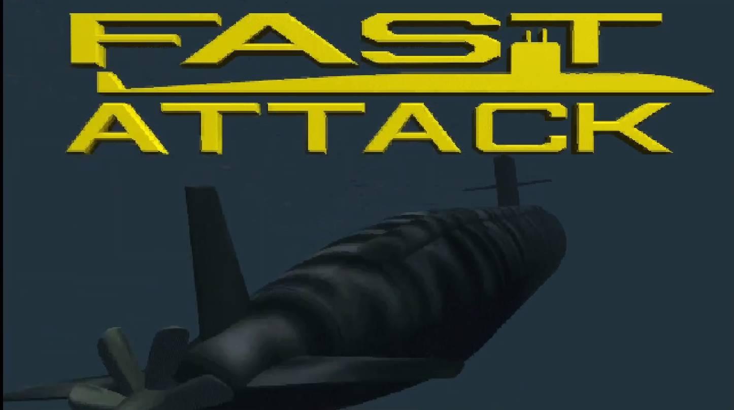 1996 Fast Attack intro video