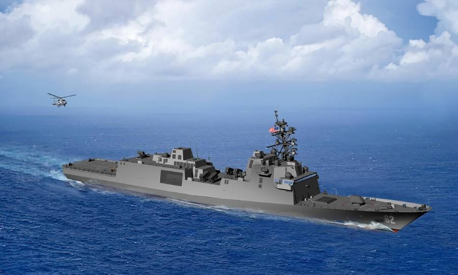 Citing littoral combat ship failures, Congress pushes the US Navy to get FFG(X) right