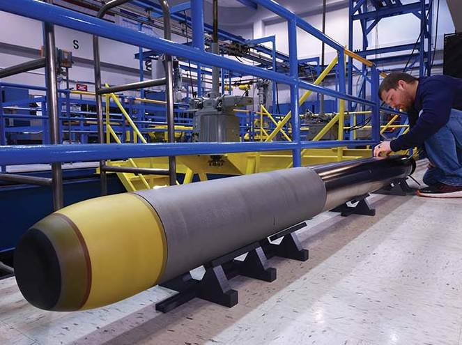 US Navy to Field First New Torpedo in Decades