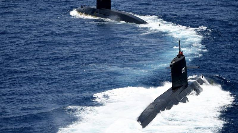 Taiwan's 8 new submarines could sink Chinese invasion fleet