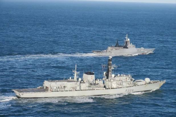 British gunships will block EU fishing boats if no-deal Brexit