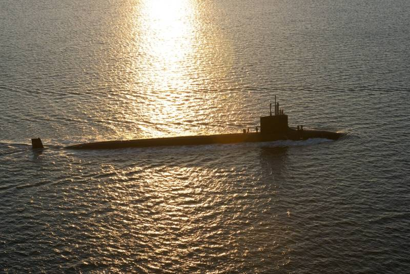 The US Navy wants to find ships to kill using aerial drones launched from submarines