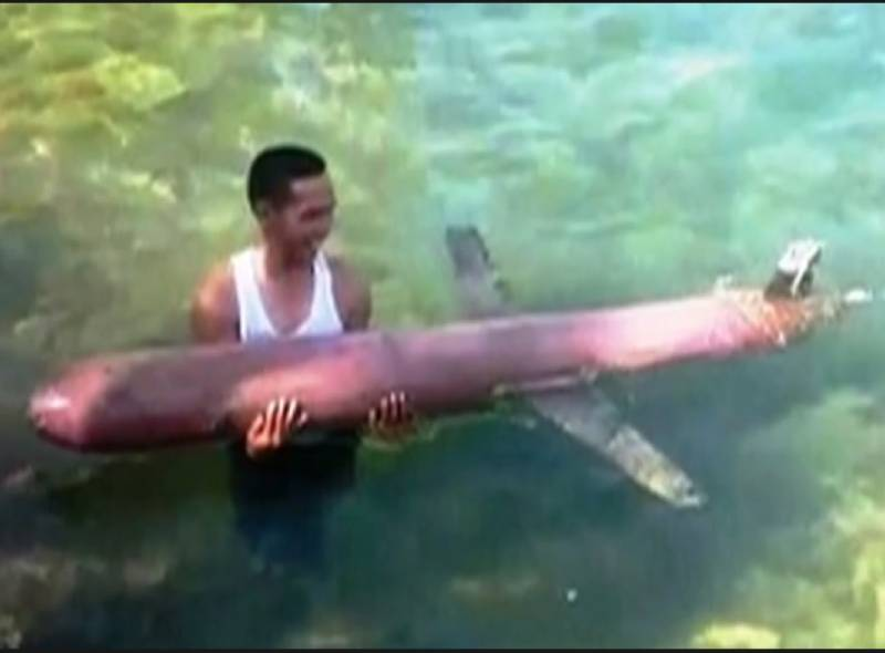 Chinese Drone Submarine (AUV/UUV) Caught by Indonesian Fisherman