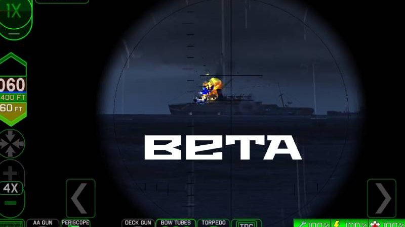 Crash Dive 2 PC Beta Testing  Underway – Testers Sign-up