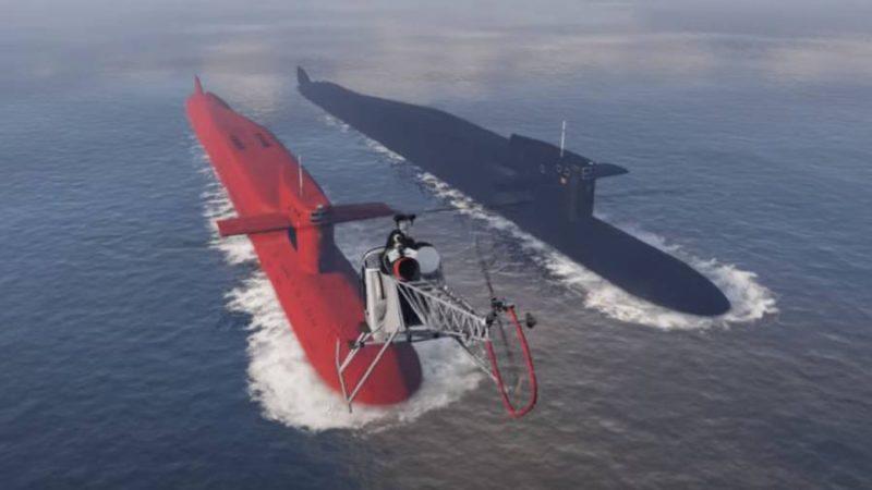 I Bought a Submarine – GTA Online DLC