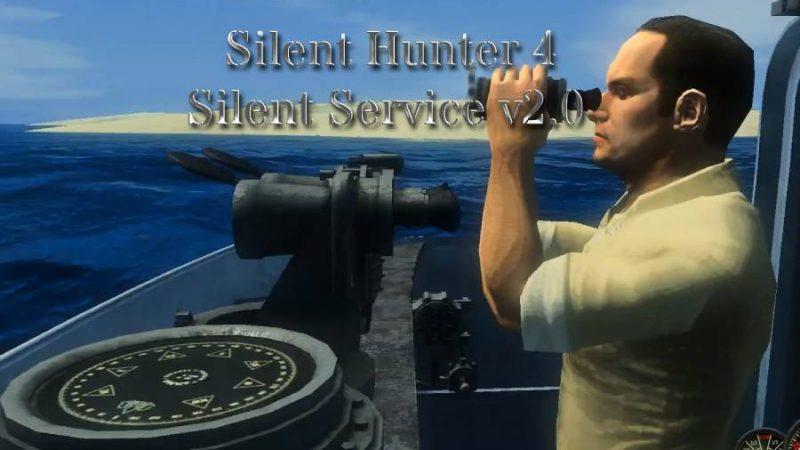 Silent Hunter 4 Silent Service v2.0