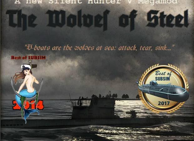 The Wolves of Steel – SH5 Megamod Update