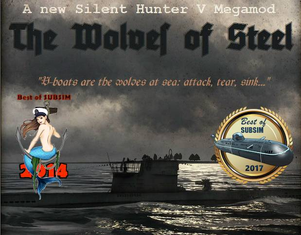 The Wolves of Steel – SH5 Megamod Update