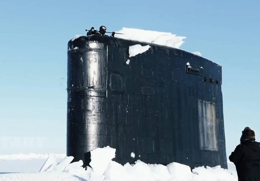 US Navy's $2 Billion Weapon Hits Polar Ice