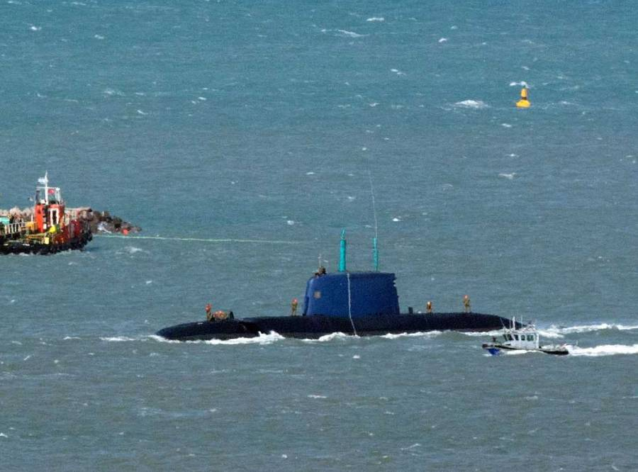 Israeli, American submarine activity suggests show of force against Iran