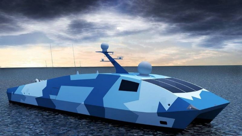 The US Navy's plans for robot ships are on the rocks