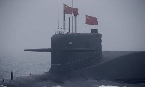 China develops world-class escape system for submarine crew members
