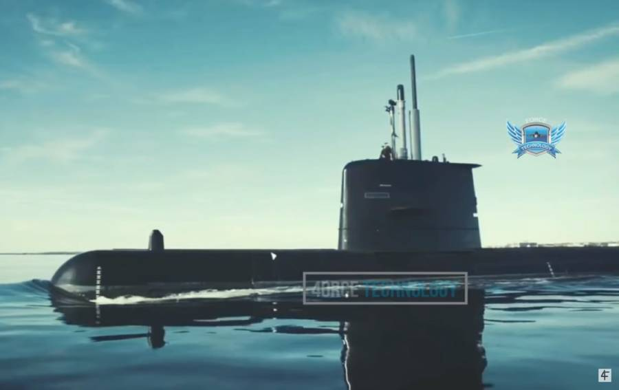 Sweden's New Submarine is Probably the World's Stealthiest