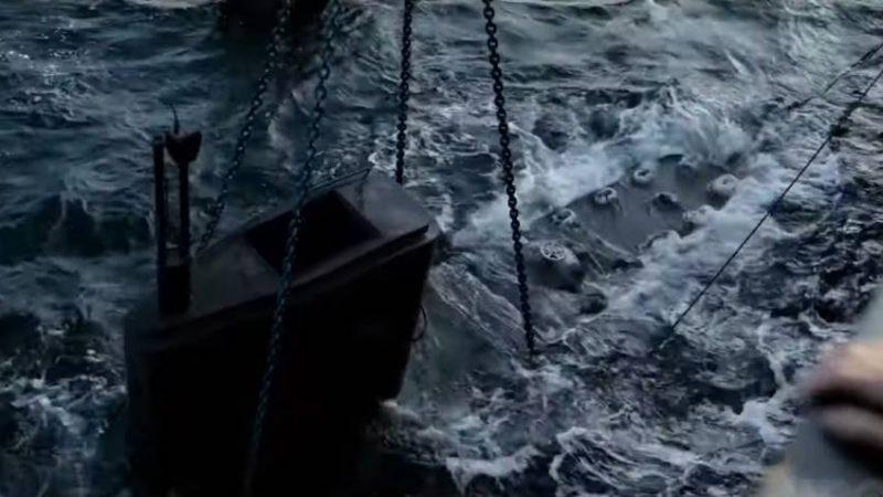 HBO Series The Investigation: UC3 Nautilus/Madsen/Kim Wall