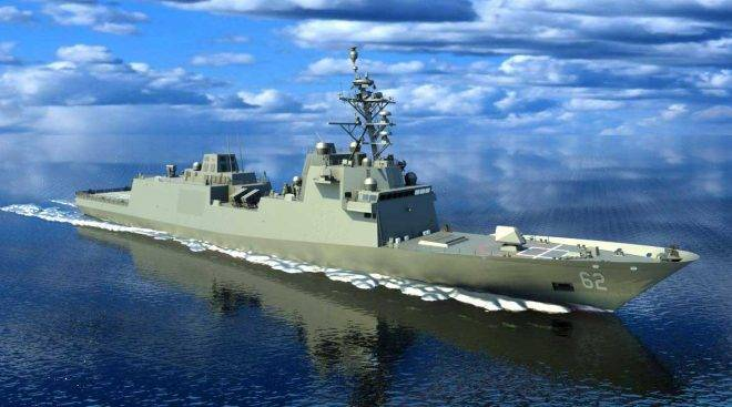 First Constellation Frigate Will Start Fabrication This Year as Shipyard Expands