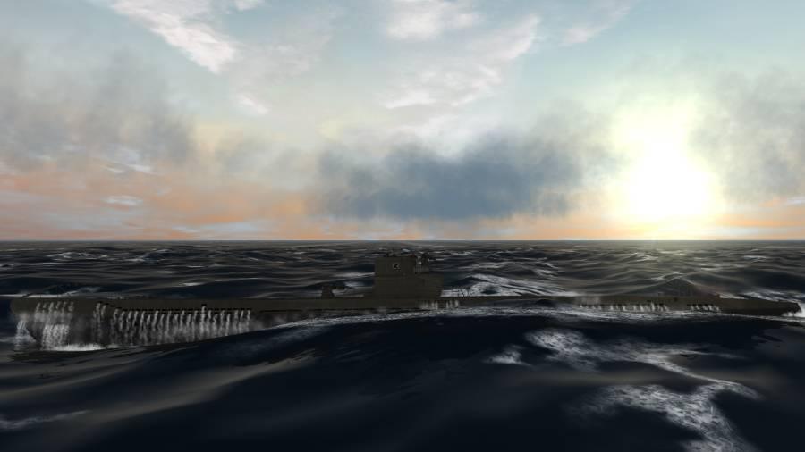 FIFI enhancements for Ccom12: Silent Hunter III