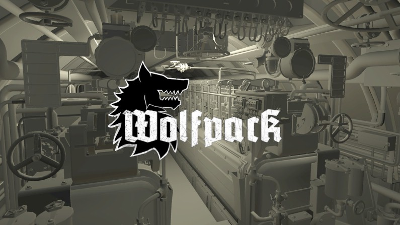 Wolfpack Update: Engine Room