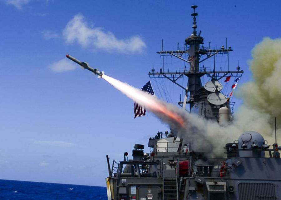 Boeing Is Refurbishing Harpoon Missiles for U.S. Navy Submarines