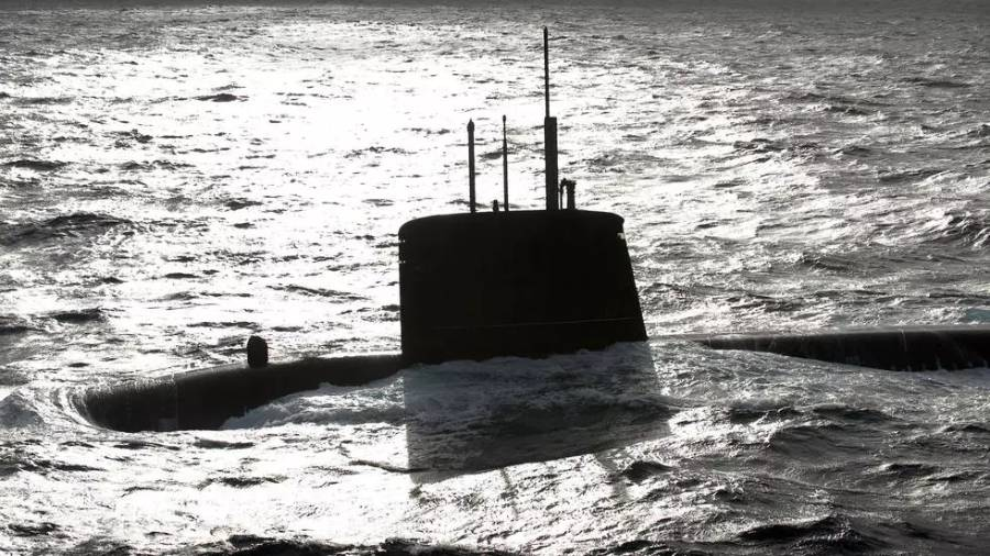 France wades into the South China Sea with a nuclear attack submarine